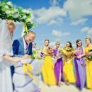 как украсить свадьбу