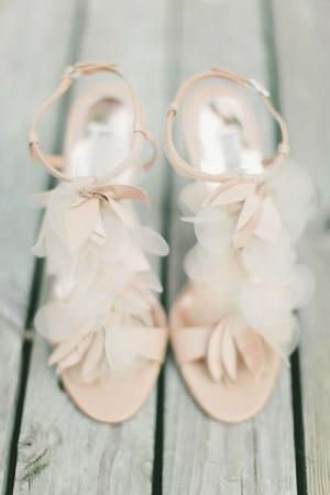 сандалии-свадьба
