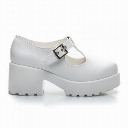 туфли-платформа