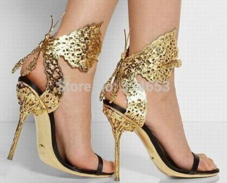 2015-design-branded-butterfly-cutout-sandals-Ankle-strap-gold-metal-stiletto-high-heels-women-sandals