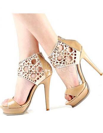 Gorgeous-Golden-High-Heel-Platform-Patent-Leather-Zipper-Fashion-Prom-Shoes-56741-4