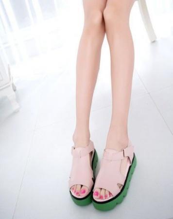 Sweet-Pink-Solid-PU-Pumps---472014-3510-3-472014-3510