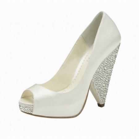 Ivory Bridal Shoes 2016 2015 Bridal Collections Ivory Bridal Wedding Shoes Ivory - weddingmedia.xyz