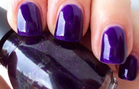 фиолетовый-оттенок-лака-зима-2015