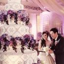 шикарные свадебные торты