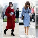 мода 2017 пальто фото