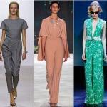 мода 2017 комбинезоны
