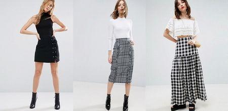 Как выбрать подходящую юбку