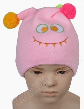 шапки детские россия оптом