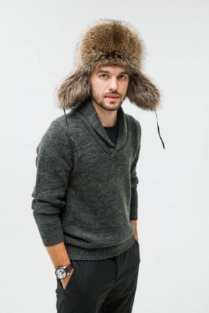 Выбираем меховую шапку для мужчин