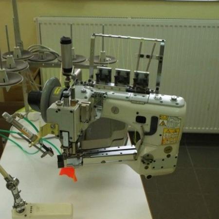 раскройные машины, швейное оборудование