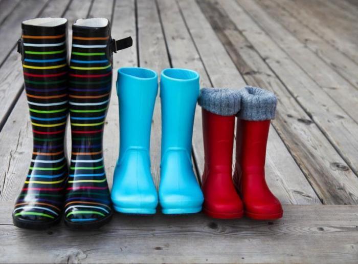 4148befee Многие женщины уже опробовали обувь, которую не променяют ни на какую  другую в сезон оттепелей и дождей. Речь, конечно же, идет о резиновых  сапогах.