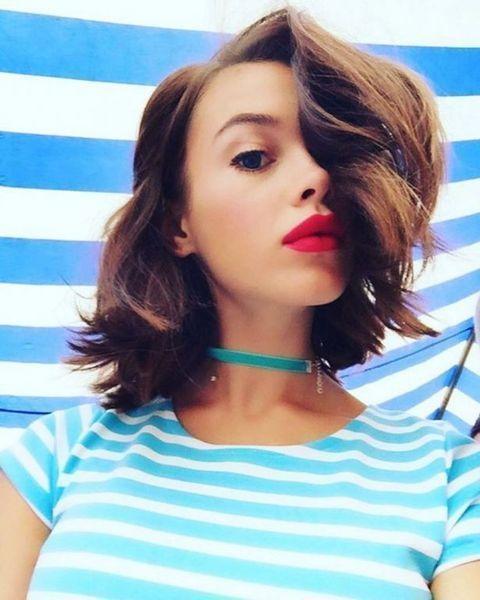 Мария Яремчук заявила, что 99% топовых артисток носят шиньоны