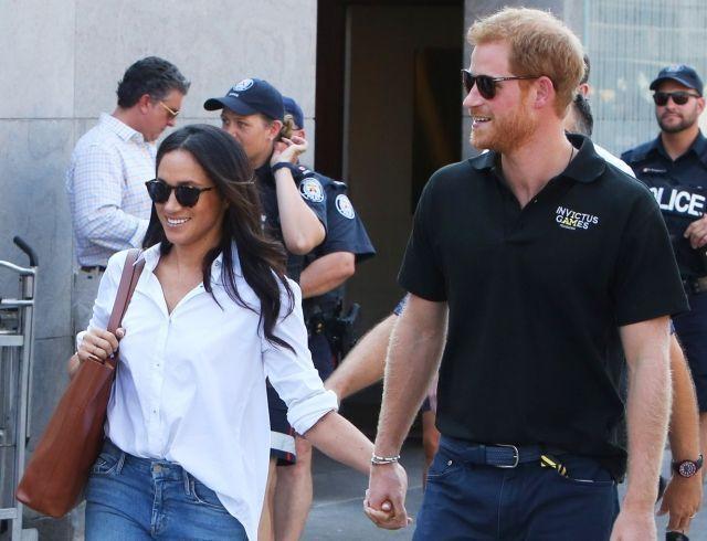 Меган Маркл и принц Гарри вместе переедут в Кенсингтонский дворец