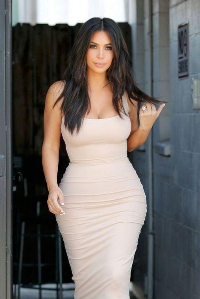 Очередное ноу-хау от Ким Кардашьян: звезда запустила приложение, которое распознает одежду