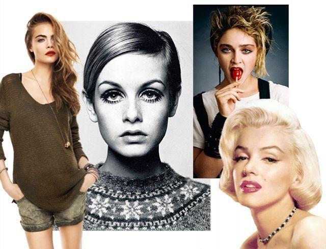 Мода на брови: как менялось представление о привлекательных бровях с древних времен и до наших дней