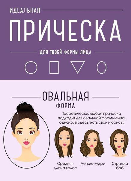 Подстригись: выбираем стрижку для своей формы лица (ПОЛНЫЙ ГИД)