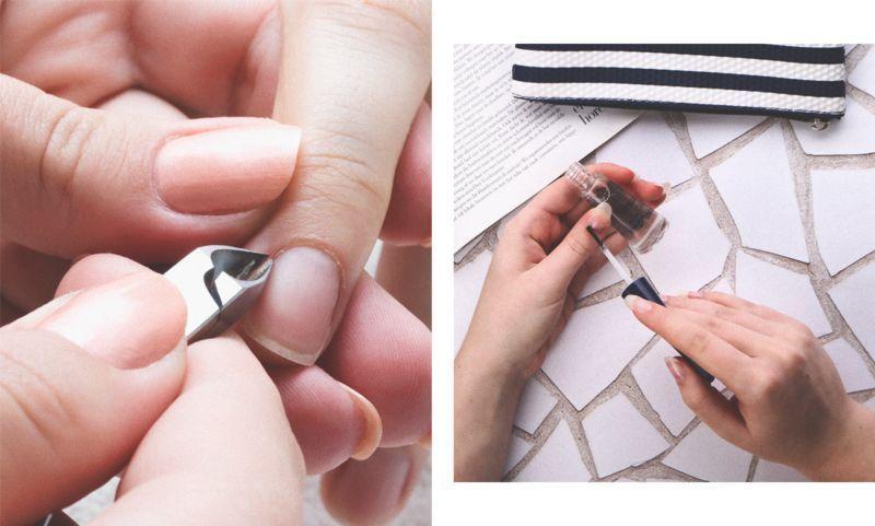 10 ошибок, которые ты совершаешь со своими ногтями