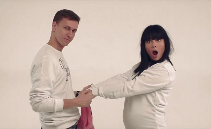 Звездный свекр Ермолаевой сделал еще неродившемуся малышу необычный подарок