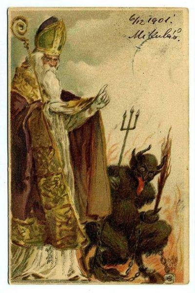 ТЕМНАЯ СТОРОНА НИКОЛАЯ: чего мы не знали про День Святого Николая