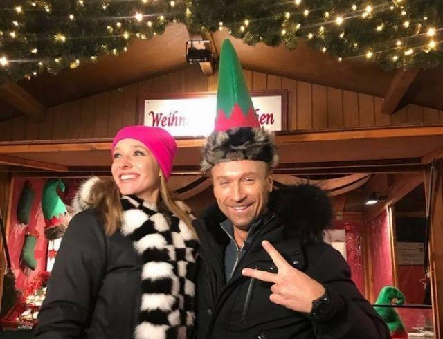 Стоит посмотреть: рождественские приключения Олега Винника и Кати Осадчей в Берлине