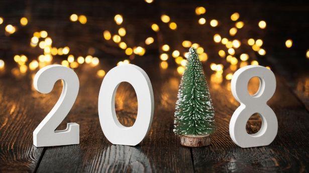 Трогательные поздравления маме и папе с Новым годом 2018 в стихах и прозе