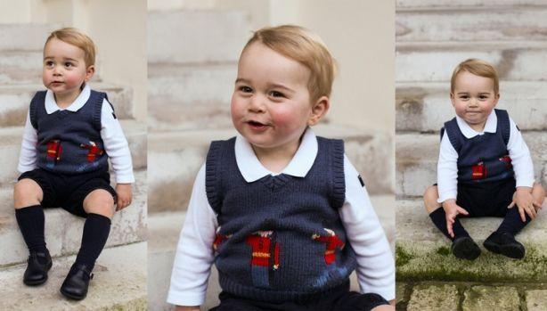 Милота: принц Уильям назвал персонажа, которого сыграл 4-летний принц Джордж в школьном рождественском спектакле