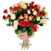 Выполнение заказа цветочной доставки с соблюдением всех требований заказчика