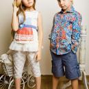 Летние тенденции в детской моде