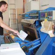 Забота об условиях и безопасности сотрудников типографии