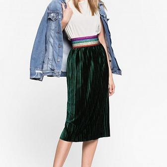 Выбираем юбку: популярные модели, материалы для пошива