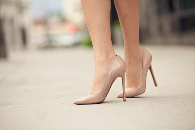 Лодочки – обувь вне времени
