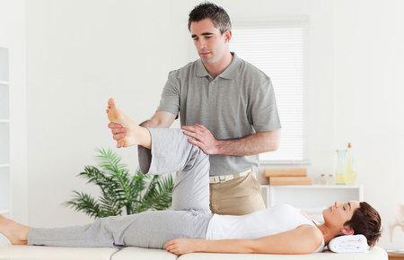 Техники, применяемые мануальным терапевтом