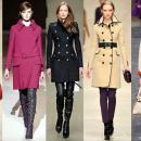 Модная коллекция верхней одежды