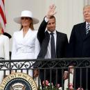 """""""Щедрый"""" мистер Президент. Дональд Трамп признался, что подарил жене на день рождения"""