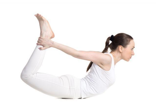 Складки, скрутки и прогибы: избавляемся от стресса с помощью йоги