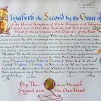 Официальный документ: королева Елизавета II дала согласие на брак принца Гарри и Меган Маркл