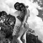 Гуф публично признался в любви Кети Топурии