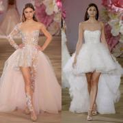 Плюсы и минусы прозрачного свадебного платья