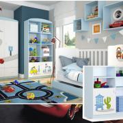 8 стильных решений интерьера для детской комнаты