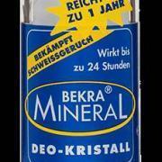 BEKRA – минеральный дезодорант европейского качества!