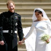 """Фотограф рассказал, как ему удалось сделать """"живой"""" портрет принца Гарри и Меган Маркл"""