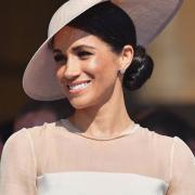 Меган Маркл и принц Гарри впервые после свадьбы появились на юбилее принца Чарльза