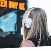 Наушники KOSS ВТ539i: глубокий звук в удобном формате