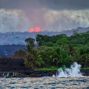 На Гавайях прошел дождь из драгоценных камней: фото