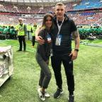 Как болели звезды за сборную России