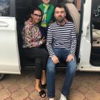 Сын Эвелины Бледанс едва не погиб на отдыхе