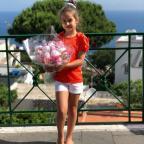 Ксения Бородина трогательно поздравила дочь Марусю с днем рождения