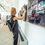 Художница Джулия Воль: Искусство — это способ выжить в этом всем хаосе