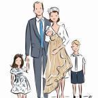 Как она это делает: Кейт Миддлтон на следующий день после родов отводила сына Джорджа в школу